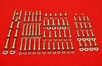SUZUKI 2003-2006 LTZ400 LT Z400 POLISHED STAINLESS ATV ENGINE BOLT KIT