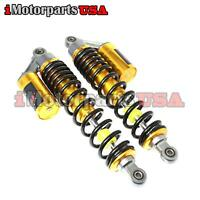 NITRO AIR FRONT SHOCKS ABSORBERS PAIR FOR SUZUKI QUADSPORT LTZ400 Z400 400CC ATV