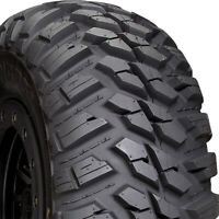 4 NEW AT25/8.00-12 GBC KANATI MONGREL ATV 8.00R R12 TIRES 34650