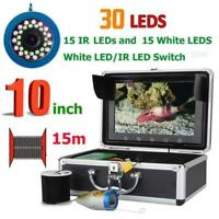 9 inch 1000TVL Fish Finder Underwater Fishing Camera For Ice/Sea/River Fishing