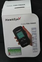 HAWKEYE PORTABLE FISH FINDER FISHFINDER F33P