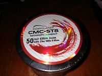 50 LBS Test x 635 YD Cortland CMC-ST8 Monofilament Fishing Line  New in Package