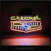 Chevrolet Sign Beer Pub Bar Store Party Wall Decor Gift Shop Neon Sign Light