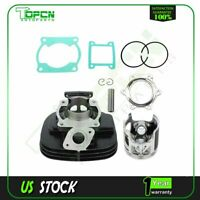 NEW FOR YAMAHA BLASTER 200 YFS200 CYLINDER PISTON RINGS GASKET BEARING KIT SET