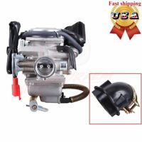GY6 150cc 250cc Scooter Moped Carburetor CARB ATV Gokart Roketa Motorcycle 24mm