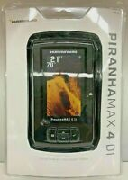 🌟NEW SEALED🌟 Humminbird PiranhaMAX 4 DI Color Display Fish 🐟 Finder🌟