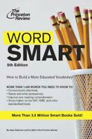 Word Smart 5th Edition Paperback Princeton Review $4.49
