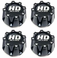 STI HD3 CENTER CAPS FITS ALL STI HD3 ATV WHEELS 4-110mm BOLT PATTERN - SET 4