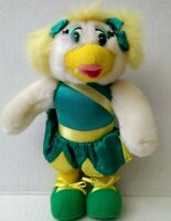 Chuck E Cheese ShowBiz Pizza Time Helen Henny Hen Doll Plush Dress 1996 Vtg Toy