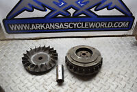 Y2-12 PRIMARY CLUTCH SHEAVE SET UP 04 YAMAHA GRIZZLY 660 YFM 4X4 ATV FREE SHIP