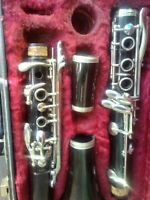 Leblanc Vito 7214 Clarinet In Hard Case