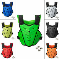 Motorcycle Bicycle Dirt Bike Chest Vest Guard Protection Protector ATV Off Road