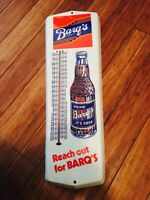 Barq's Root Beer Thermometer