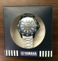 Yamaha Factory Racing Watch from TW Steel in White Brand New