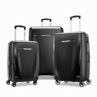 Samsonite Winfield 3 DLX 3 Piece Spinner Luggage Suitcase Set (20