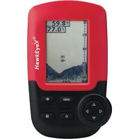 FISHTRAX  FISH FINDER WITH HD COLOR VIRTUVIEW DISPLAY