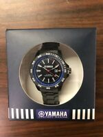 Yamaha Factory Racing Watch from TW Steel in Grey - Brand New