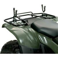 Moose Ridgetop Single ATV Gun Rack Black