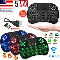 Mini Wireless Remote Keyboard Mouse for SamsungLG Smart TVAndroidTabletPC $11.99