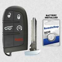 For 2014 2015 2016 2017 2018 Jeep Grand Cherokee Renegade Smart Remote Key Fob $19.97
