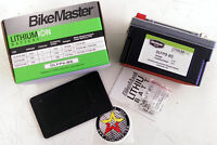Lightweight Lithium Powersports Battery BikeMaster DLFP9-BS Replaces YTX9-BS