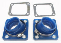 UPP INTAKE MANIFOLD 34MM W/OUT BOO ST HOLES (BLUE) 1134BL ATV Yamaha
