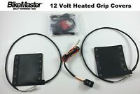 BikeMaster Removable Heated Grips Covers For 7/8