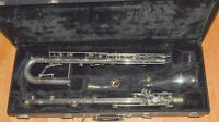 Leblanc Pro quality Contra Alto Clarinet Metal w/ Mouthpiece Made in France