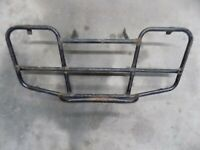 2004 HONDA TRX350 FRONT RACK FOURTRAX RANCHER 2X4 04 05