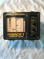Eagle by Lowrance Mach 1 Computer Graph Fish Finder Console Only - Free Shipping