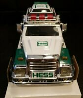 2011 Hess Truck And Race Car Brand NEW In Box Batteries NOT Included