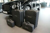 Roadsterbag luggage set for Bentley Bentayga