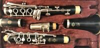 1972 Selmer Paris Series 9 Professional Bb Clarinet, overhauled!
