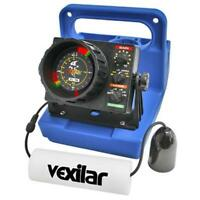 Vexilar GP1812 FL-18 Genz Pack 12 Degree Ice-Ducer Fish Finder 3 Color LED