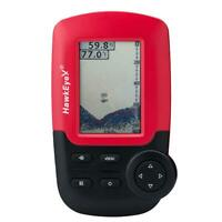 Hawkeye Fishtrax Color Portable Fish Finder - FT1PXC