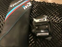 TAYLORMADE M3 460 DRIVER 10.5 DEGREES RIGHT HANDED - HEAD ONLY