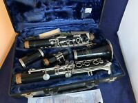 Student Clarinet With Case Model 4006 by Armstrong with Hard Case
