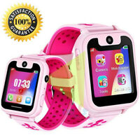 Anti lost Smart Watch GPS Position Remote Monitor LED Light SOS for Kids Girls $23.65