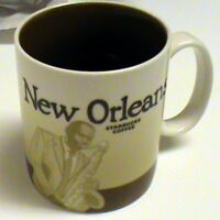 Starbucks New Orleans Global Icon Mug