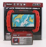 Marcum Ruggedized Rt-9 Touchscreen Tablet with Ice Ducer Sonar Module