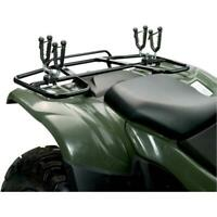 Moose Ozark Double ATV Gun Rack Black