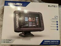 Lowrance Elite-7 Ti² US Inland, Active Imaging 3-in-1