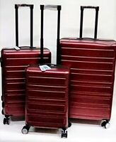 3 Piece SHOWKOO Polycarbonate Hardshell & Lightweight Luggage Set 20