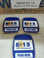 Shell Gas Station E15 PTS Decals