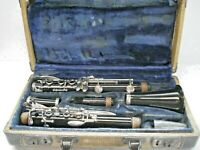 CLEAN VINTAGE Evette - Buffet Clarinet With Case