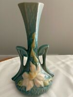 Roseville Pottery Clematis 7