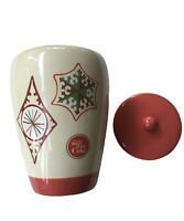 VINTAGE COCA COLA COOKIE JAR quot;THINGS GO BETTER WITH COKEquot;