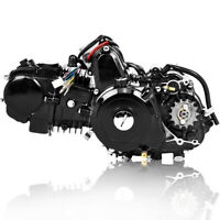 125cc 4 Stroke ATV Engine Motor With Automatic Transmission Electric Start