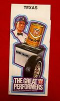 1978 Phillips 66 Map of Texas meac10
