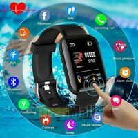 Waterproof Bluetooth Smart Watch with Cam Phone Mate For iphone IOS Android LG $18.69
